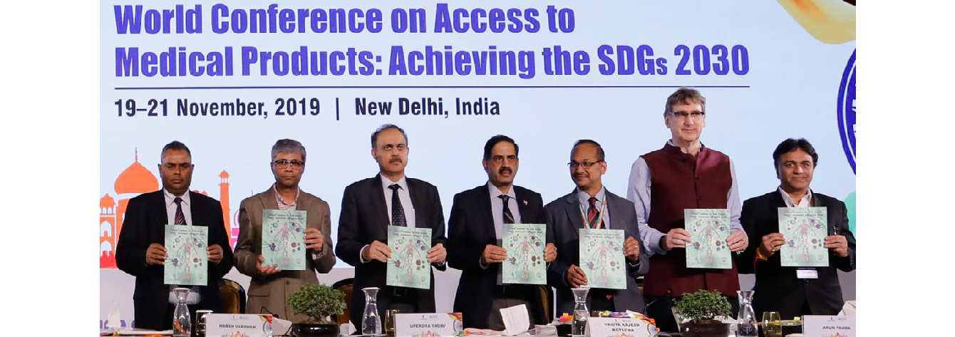 Release of National Guidelines for Gene Therapy Product Development and Clinical Trials by Secretary, DHR & DG, ICMR and other distinguished scientists