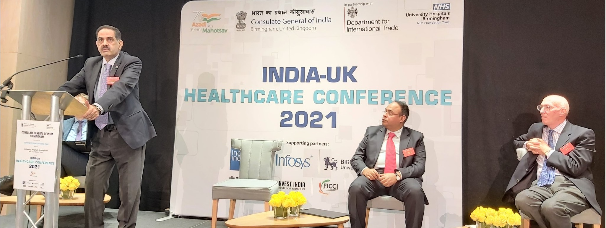 INDO-UK Healthcare Conference 2021