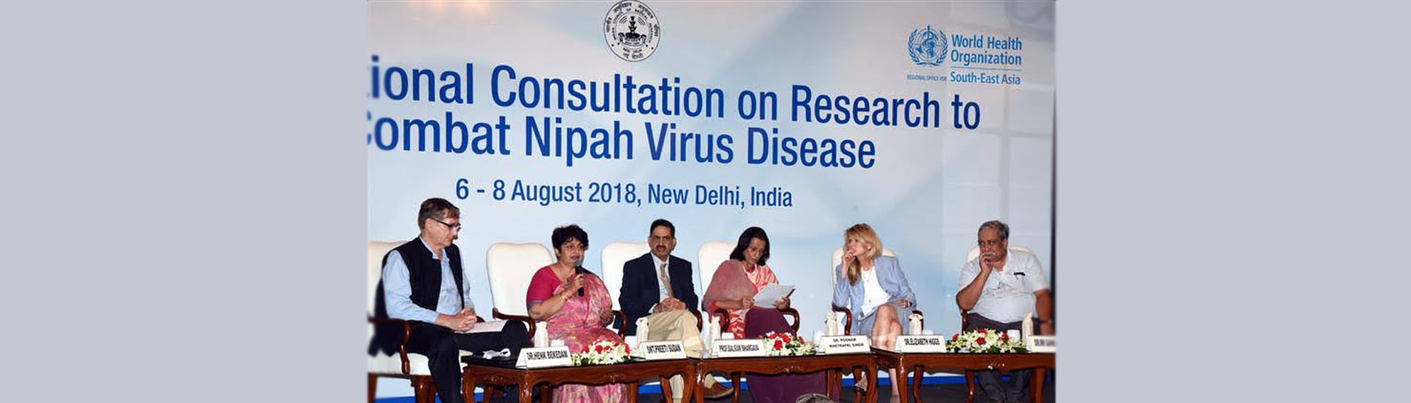 National Consultation on Research to Combat Nipah Virus Disease
